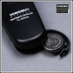 Yongnuo TC-80N3/C3 - Timer Remote Controller for Canon (Similar to Canon TC-80N3)